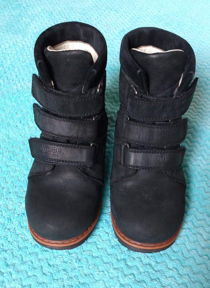 Ортопедические ботинки orthobe зима, р. 26 фото №3