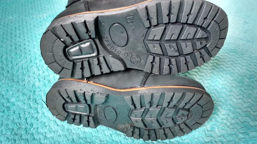 Ортопедические ботинки orthobe зима, р. 26 фото №5