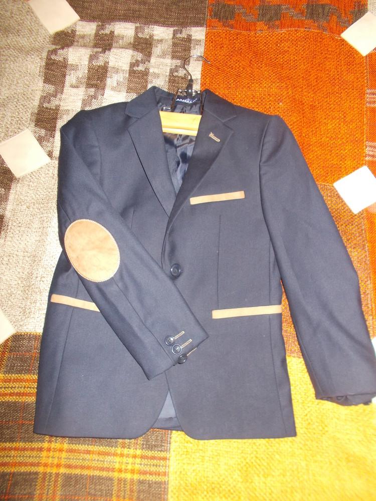 Новый модный пиджак с латками турция ammar фото №1