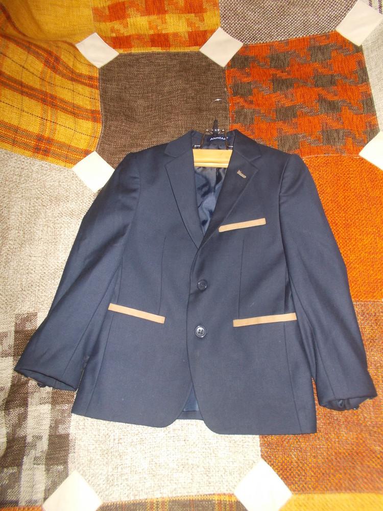 Новый модный пиджак с латками турция ammar фото №2