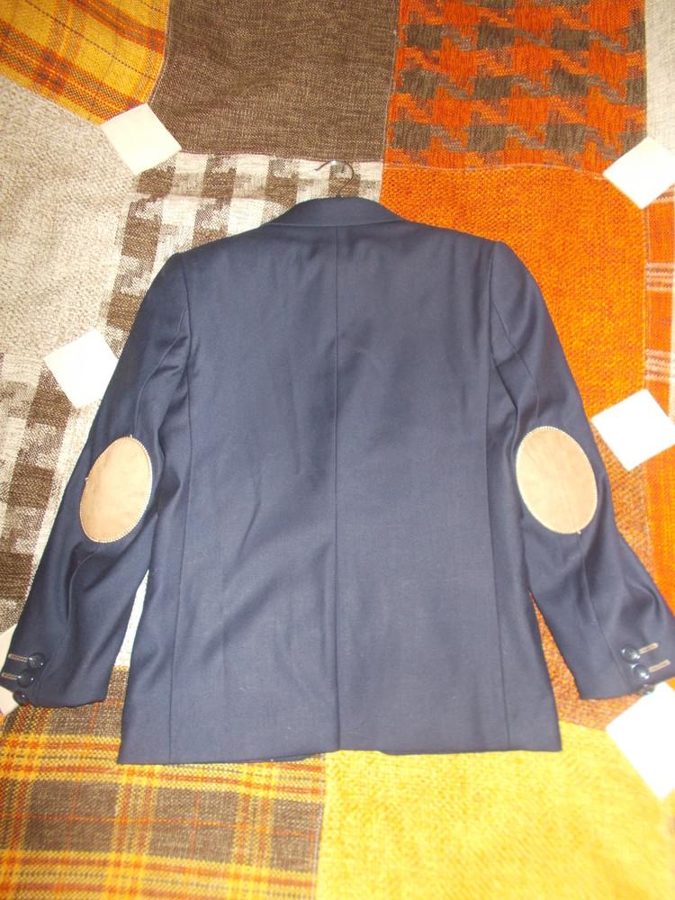Новый модный пиджак с латками турция ammar фото №3