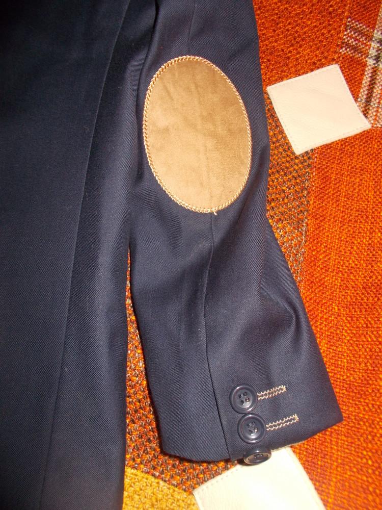 Новый модный пиджак с латками турция ammar фото №4