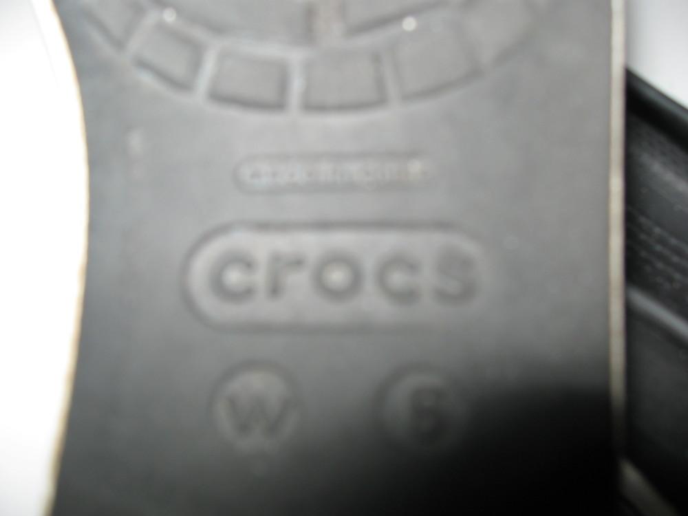 Crocs туфельки балетки 35р w5 фото №5