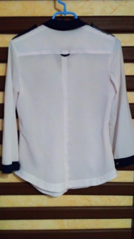 Блуза жіноча, блузка женская, белая блузка, кофта женская, нарядная блузка фото №2