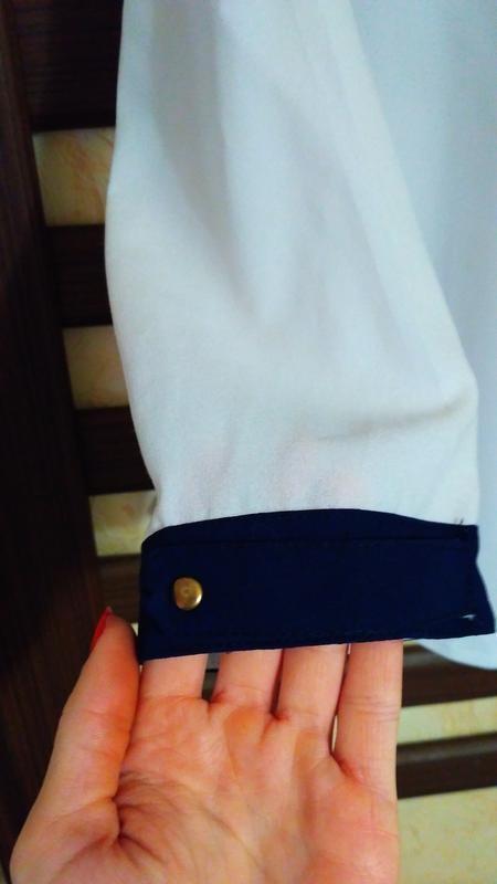 Блуза жіноча, блузка женская, белая блузка, кофта женская, нарядная блузка фото №3