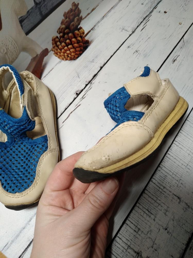 Босоножки сандали р. 24 стелька 15см фото №4