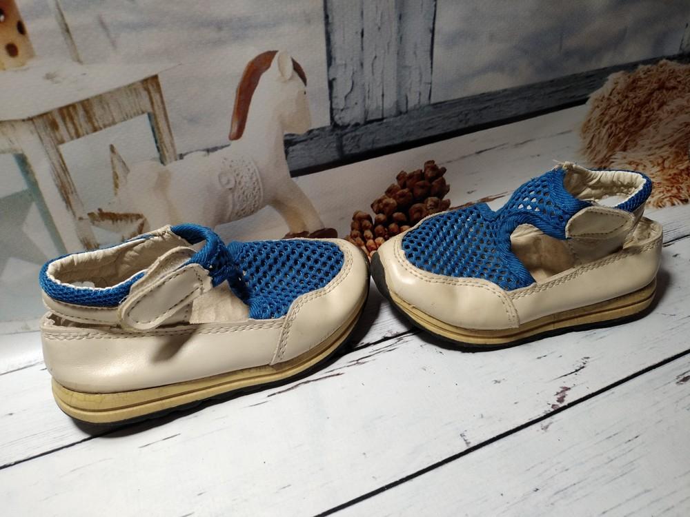Босоножки сандали р. 24 стелька 15см фото №2