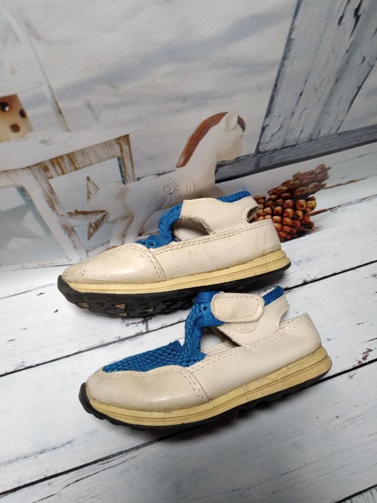 Босоножки сандали р. 24 стелька 15см фото №3