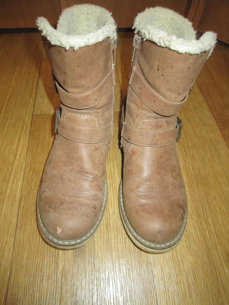 Ботинки, сапоги, р.36 фото №2