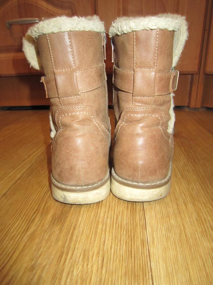 Ботинки, сапоги, р.36 фото №3