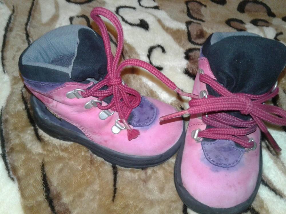 Ботинки 19 размер кожа, стелька 12 см фото №2