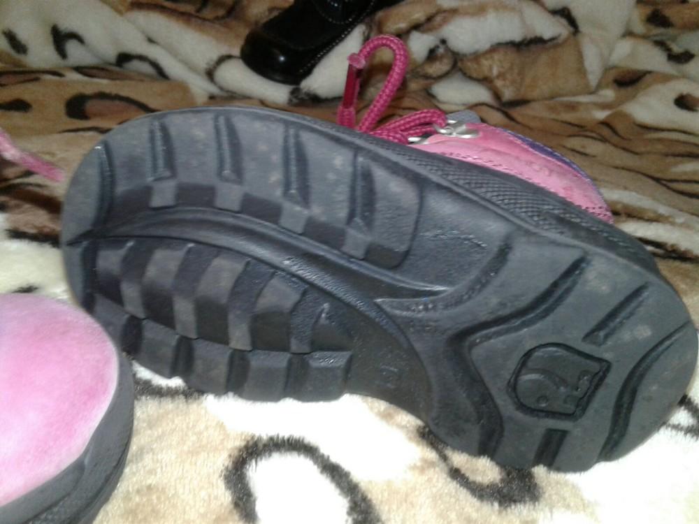 Ботинки 19 размер кожа, стелька 12 см фото №4