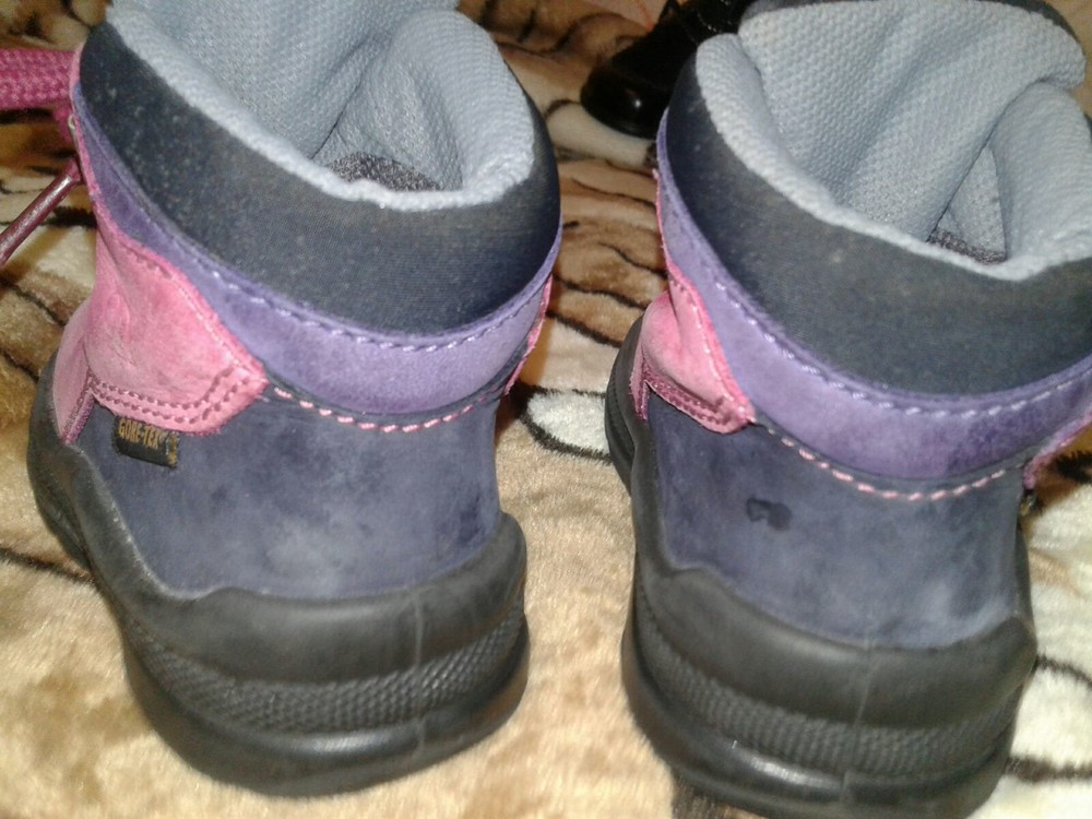 Ботинки 19 размер кожа, стелька 12 см фото №5