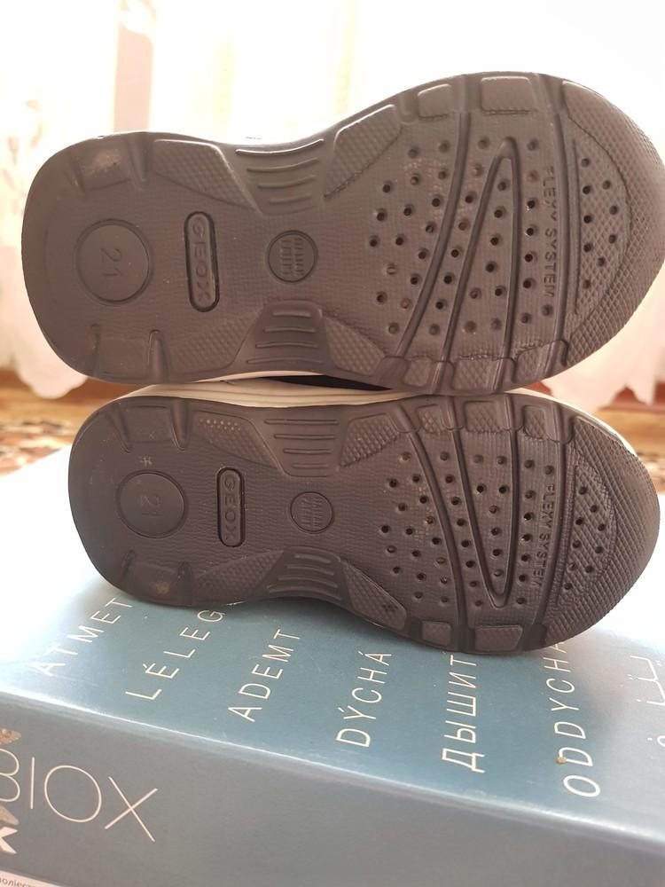 Детские ботинки снегоходы geox b741fc фото №2