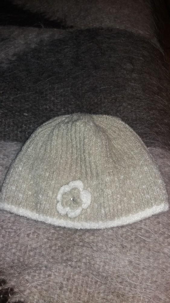 Гарненька шапочка зимова фото №1
