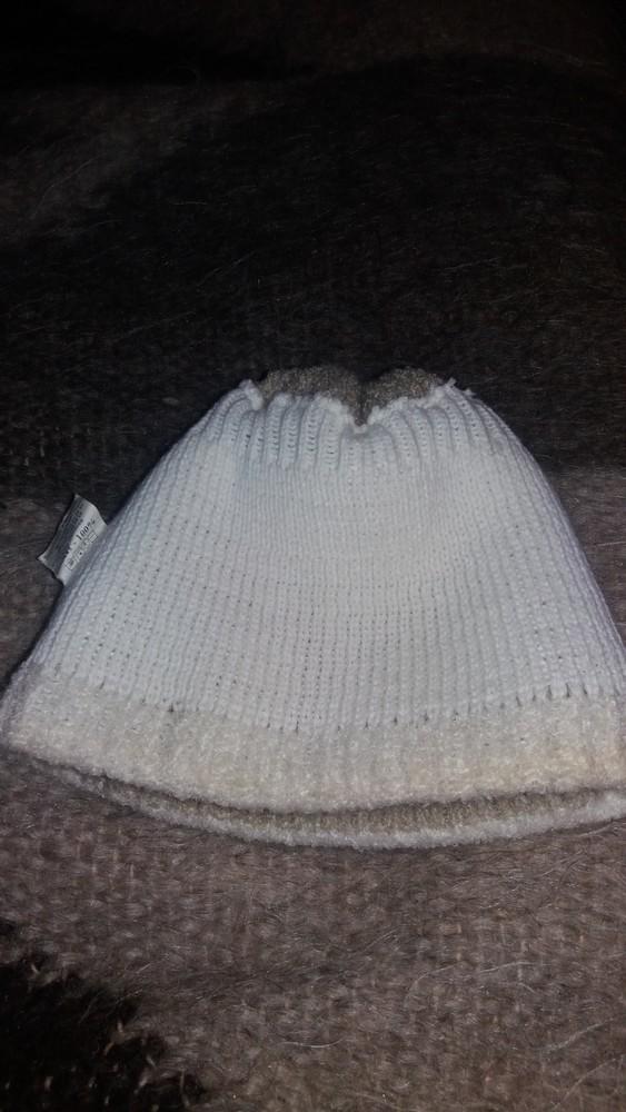 Гарненька шапочка зимова фото №2