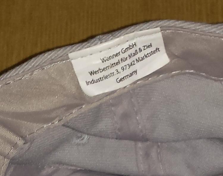 Одежда вещи головной убор унисекс кепка бейсболка серая обхват головы 54 см хлопок коттон фото №6