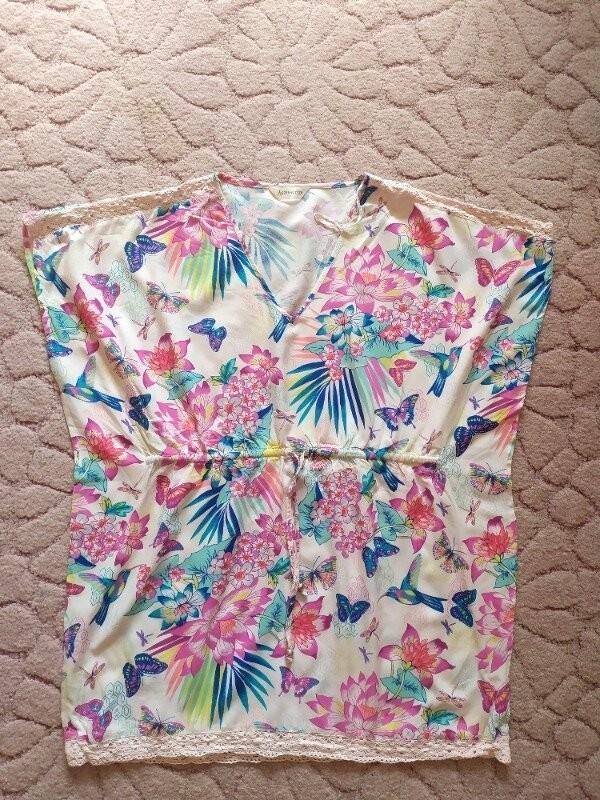 Продам красивую летнюю блузку фирмы accessories размер l фото №5