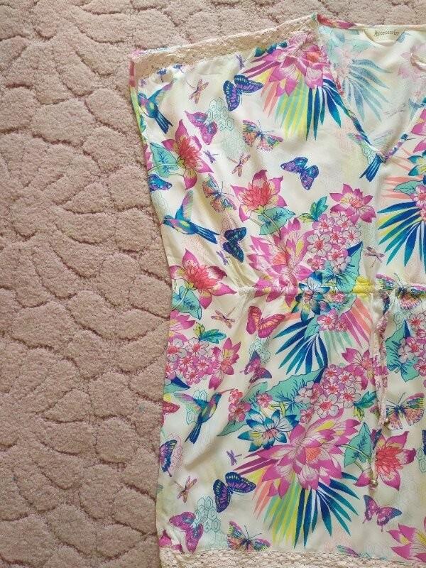 Продам красивую летнюю блузку фирмы accessories размер l фото №6