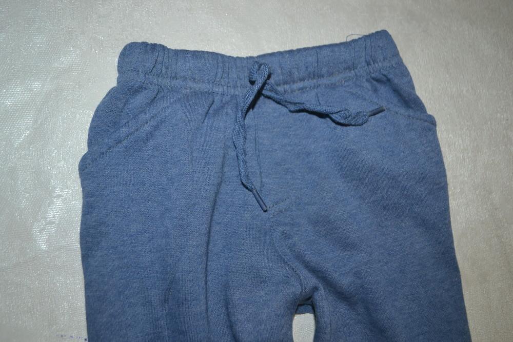Детские спортивные штаны rebel (ребел) фото №2