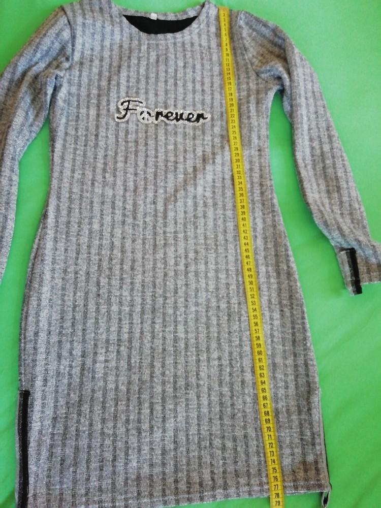 Стильна сукня на розмір 152-158 фото №2