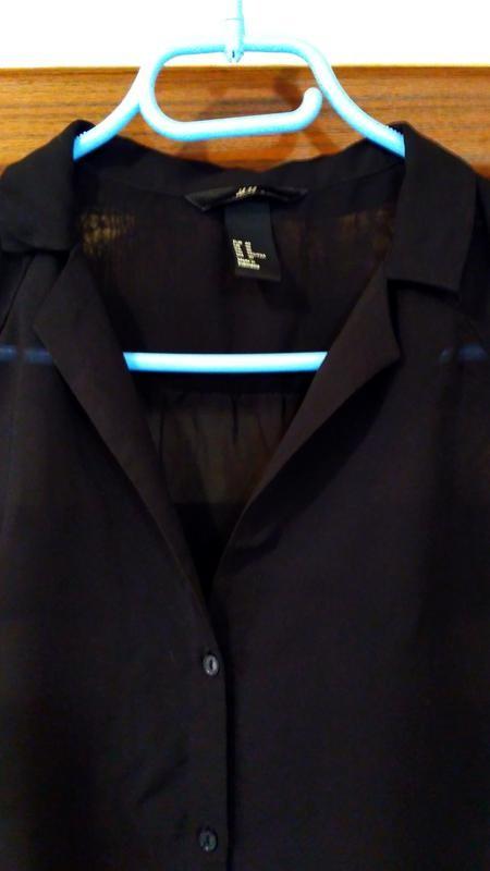 Блузка жіноча, блуза женская h&m, розмір м фото №3