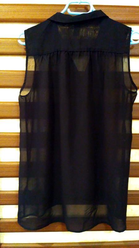 Блузка жіноча, блуза женская h&m, розмір м фото №4