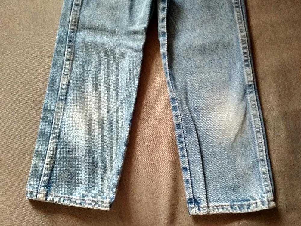 Детские классические джинсы big rock canyon, сша, мальчику, размер 5, на 5 лет фото №5