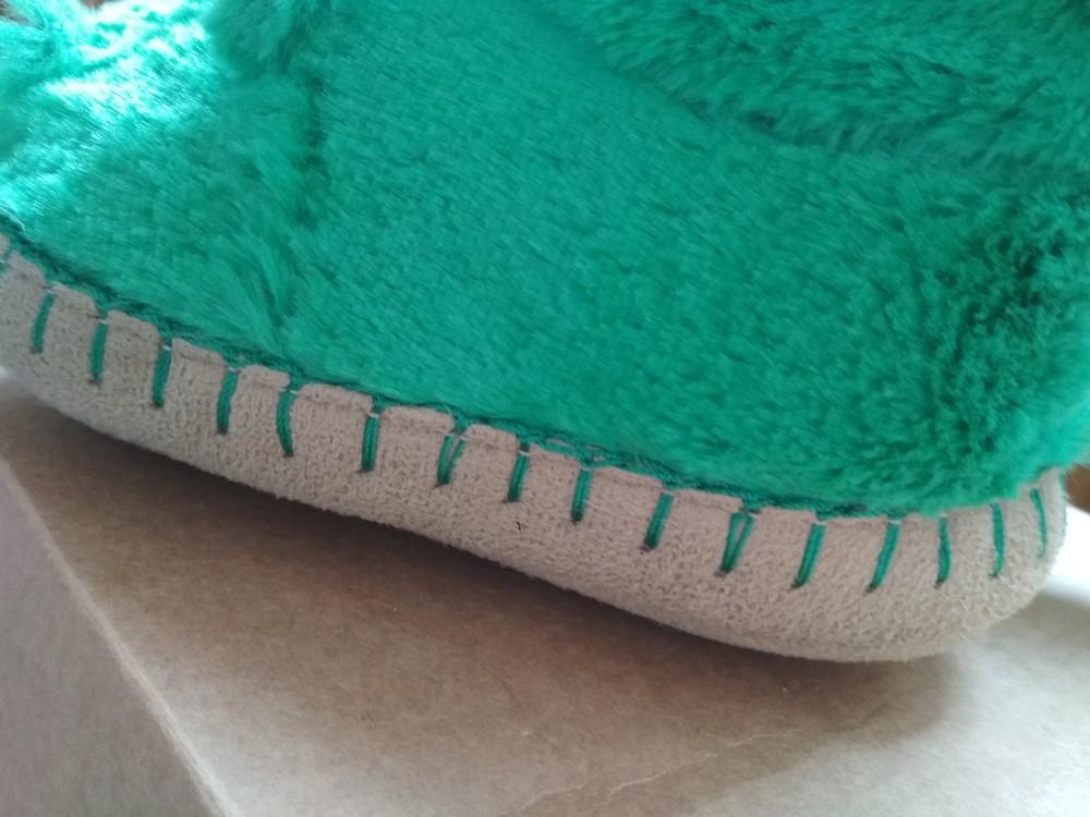 Детские тапочки угги carter's дракончики, новые, из сша, размер us7/8, eur23/24, 15.5 см фото №8