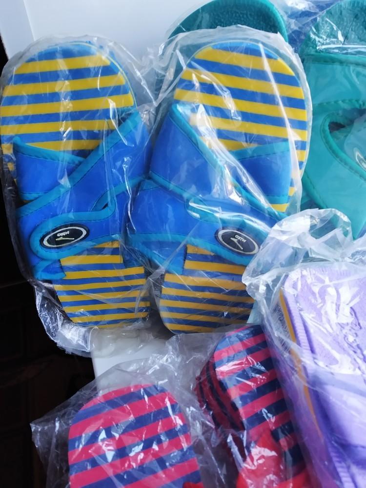 Шлепки шлепанцы тапочки пляжные. разные размеры. новые фото №3