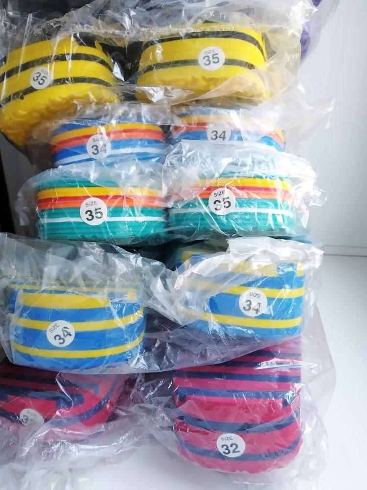 Шлепки шлепанцы тапочки пляжные. разные размеры. новые фото №6