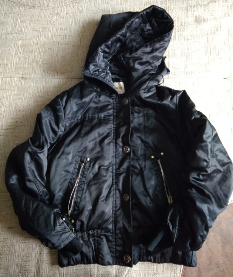 Демісезонна курточка фото №1