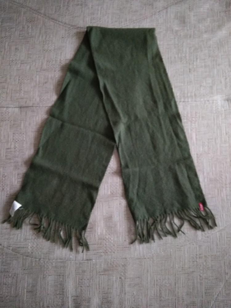 Класичний шарф фото №1