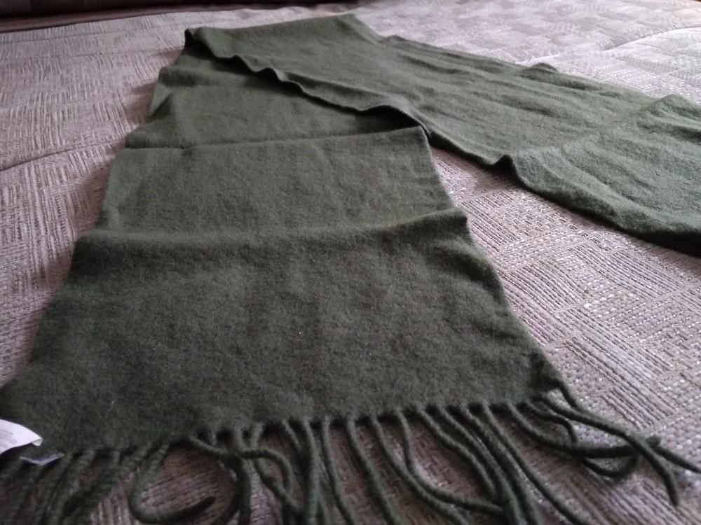 Класичний шарф фото №3