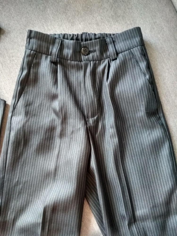 Костюм двойка suzie мальчику на 4-5 лет – жилетка и брюки плюс рубашка в подарок, размер 110-116 фото №10
