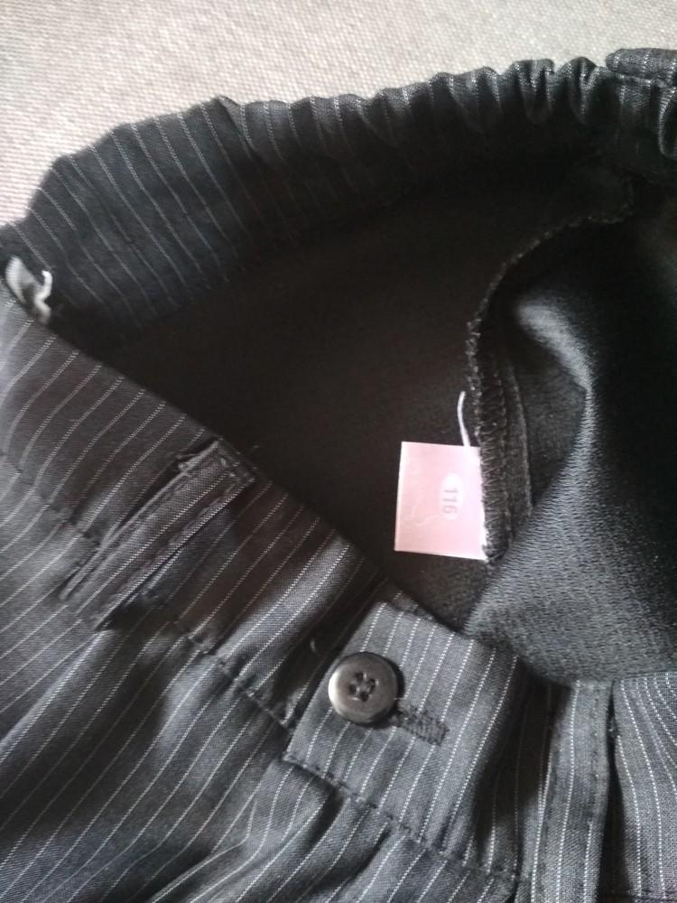 Костюм двойка suzie мальчику на 4-5 лет – жилетка и брюки плюс рубашка в подарок, размер 110-116 фото №7