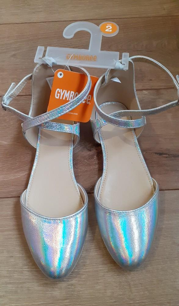 Туфлі святкові gymboree фото №1