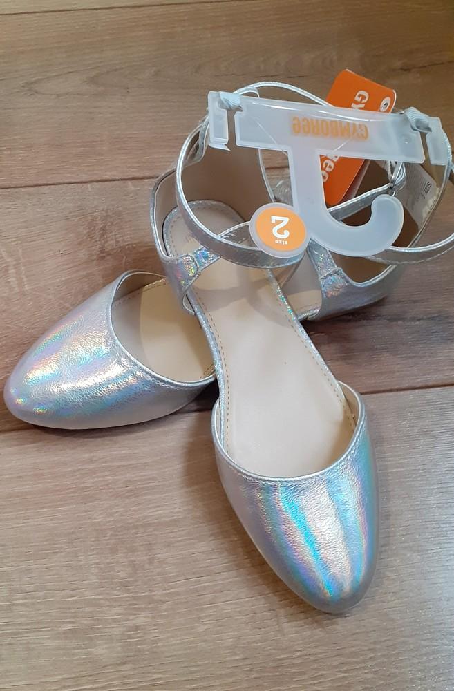 Туфлі святкові gymboree фото №2