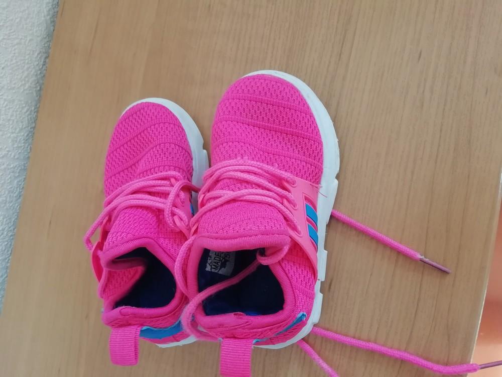 Легкі кросівки на стельку 14 см фото №2