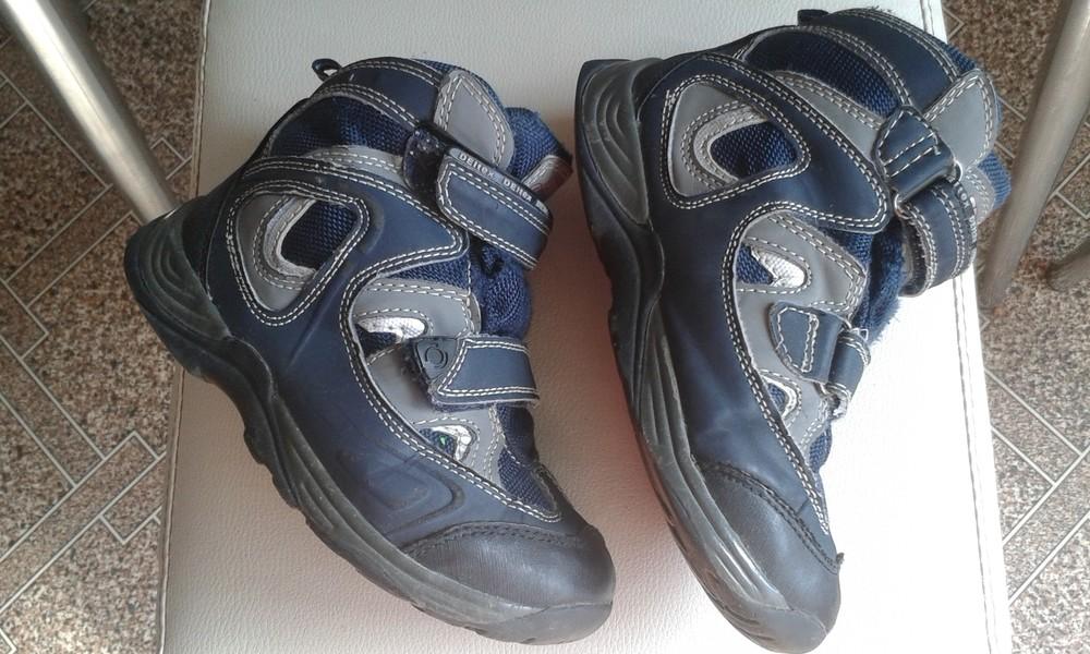Ботинки деми для мальчика фото №3