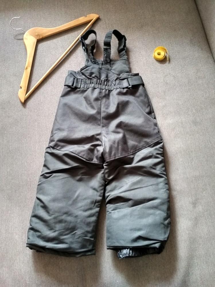 Детские зимние лыжные штаны полукомбинезон cherokee сша, мальчику девочке 1-2 года 12м 18м 86 92 фото №9