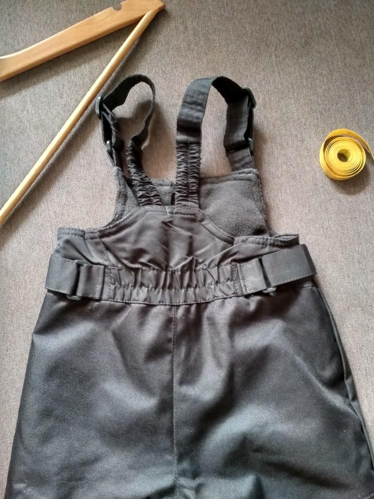 Детские зимние лыжные штаны полукомбинезон cherokee сша, мальчику девочке 1-2 года 12м 18м 86 92 фото №10