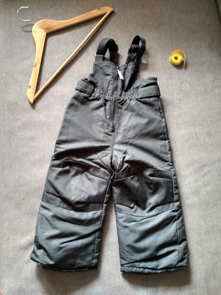 Детские зимние лыжные штаны полукомбинезон cherokee сша, мальчику девочке 1-2 года 12м 18м 86 92 фото №1
