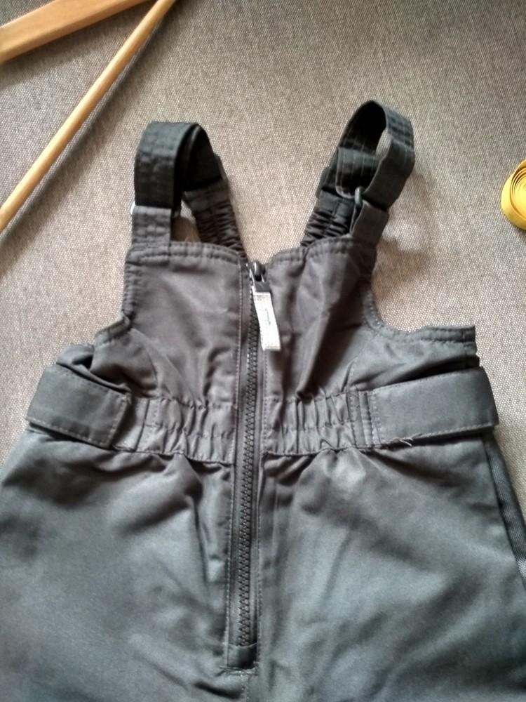 Детские зимние лыжные штаны полукомбинезон cherokee сша, мальчику девочке 1-2 года 12м 18м 86 92 фото №2