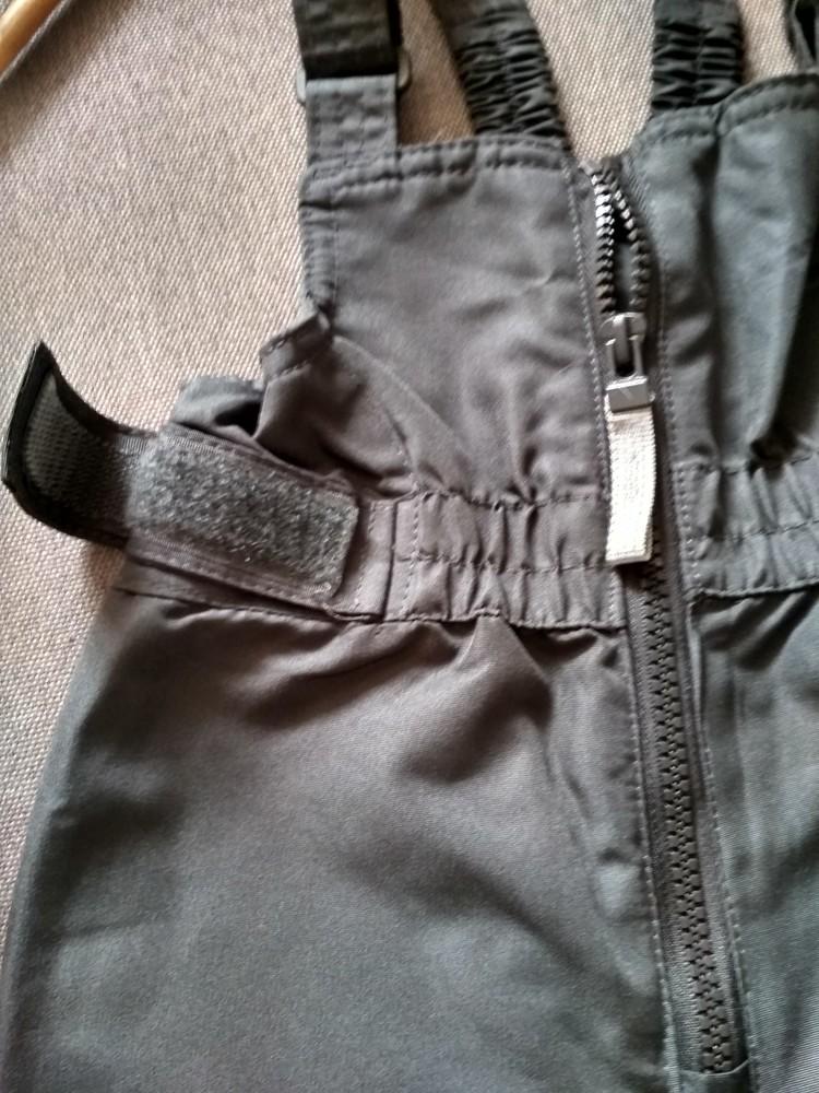 Детские зимние лыжные штаны полукомбинезон cherokee сша, мальчику девочке 1-2 года 12м 18м 86 92 фото №5