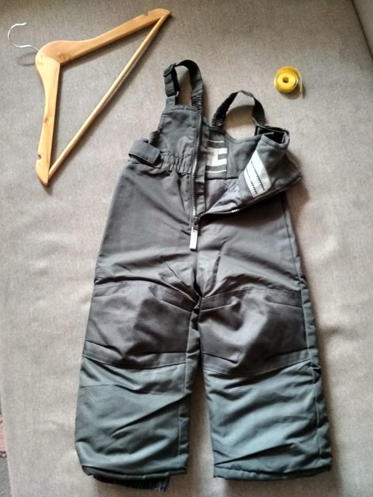 Детские зимние лыжные штаны полукомбинезон cherokee сша, мальчику девочке 1-2 года 12м 18м 86 92 фото №8