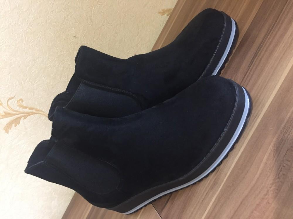Стильні черевички фірма jumex розмір 39 маломірки фото №3