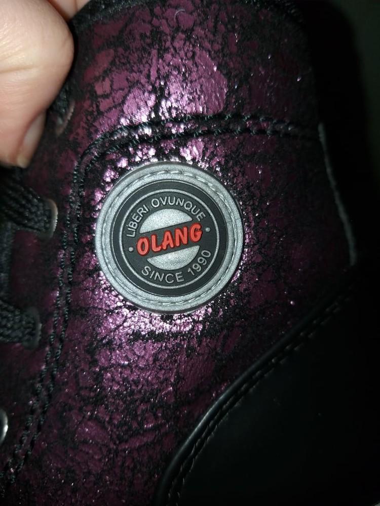 Фирменные ботинки olang италия фото №5