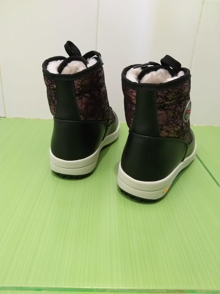 Фирменные ботинки olang италия фото №8