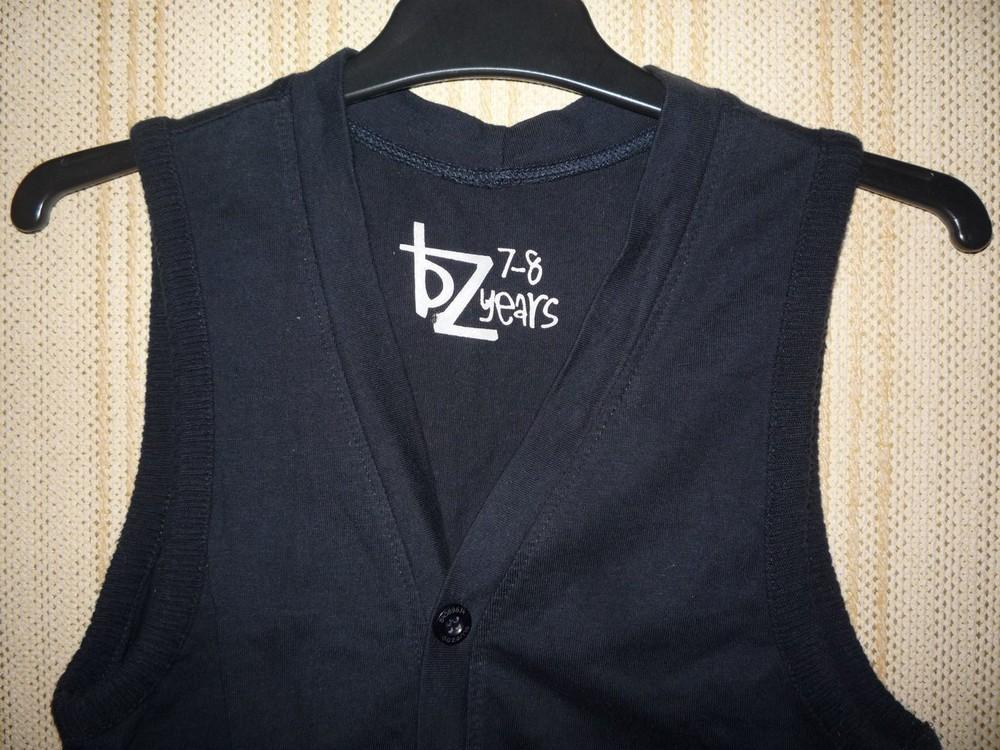 Жилетка bz для мальчика 7-8 лет фото №3